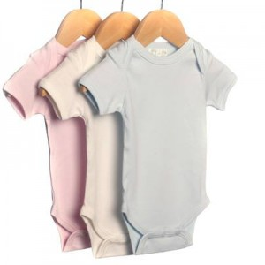 Bamboo Care S/S Body Suit