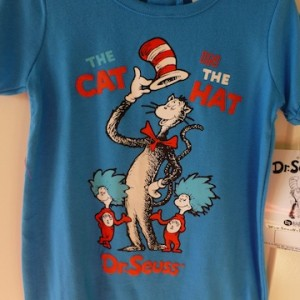 Cat In The Hat Playsuit By Dr. Seuss