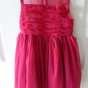 DKNY Pink Party Dress