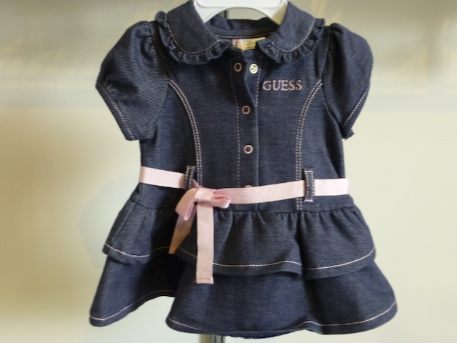 e32680896 Guess Baby Girl's Dress - Baby Designer Clothes