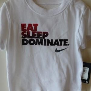 Nike Boy's T-shirt