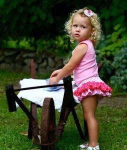 Poppy Lee Shikira Bloomer Skirt