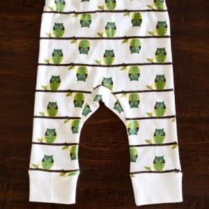 Sapling owl design pants