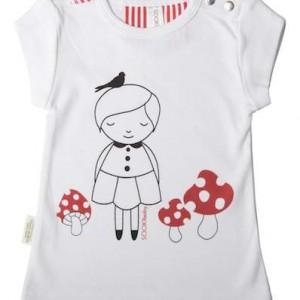 Sooki Baby 'Mushroom' T-Shirt