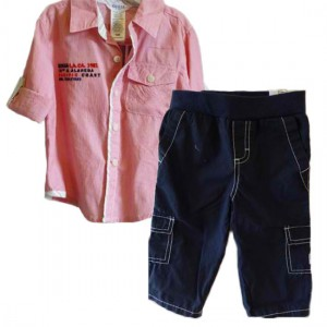 Boy's Two Piece Set By Guess