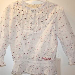 Fresh Baked L/S Cotton blouse