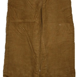 Lucca P cord jeans