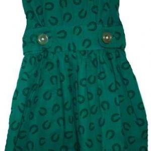 Lucca P Cotton Dress