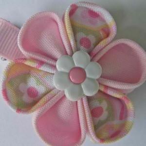 Maisie May Kimono hair clip - daisy