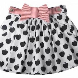 SoSooki Apple Skirt
