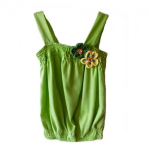 Youngland Green Top