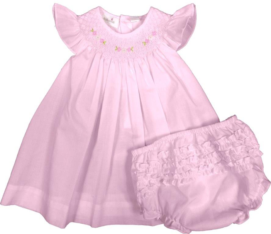 Angel Set Baby Girl Classic Layette Baby Designer Clothes