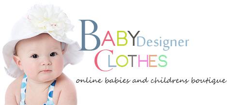 Baby Designer Clothes
