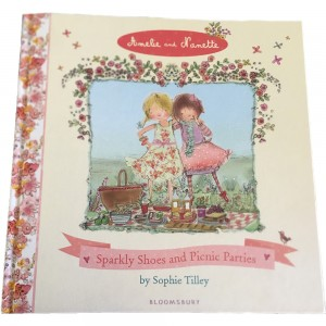 Sparkly Shoes and Picnic Parties Book