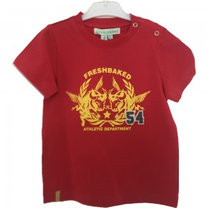Fresh Baked Red Tee