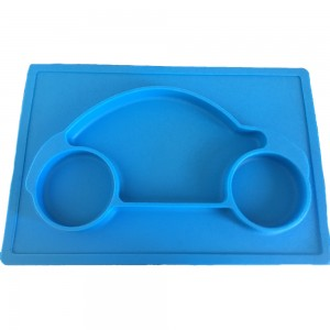 Gizmo Tots Blue plate