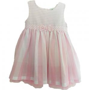 Little Me 2 pce set Dress Pink